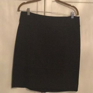 Black Merona women's skirt